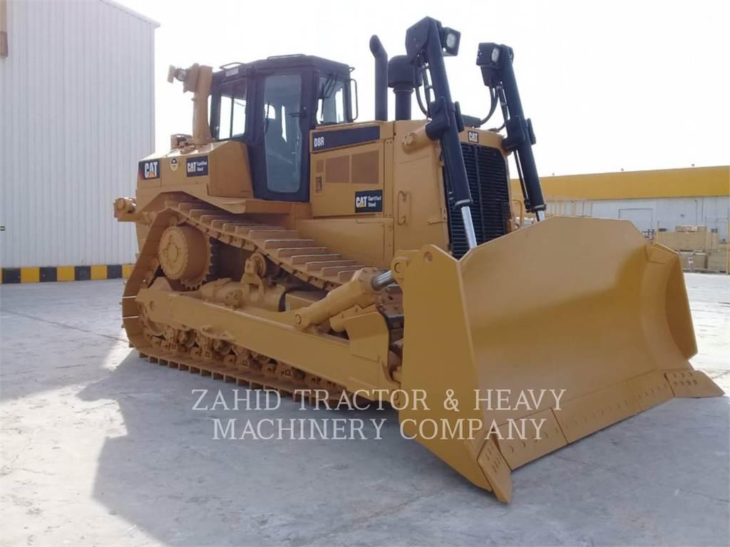 Caterpillar D8RLRC、ブルドーザー、建設