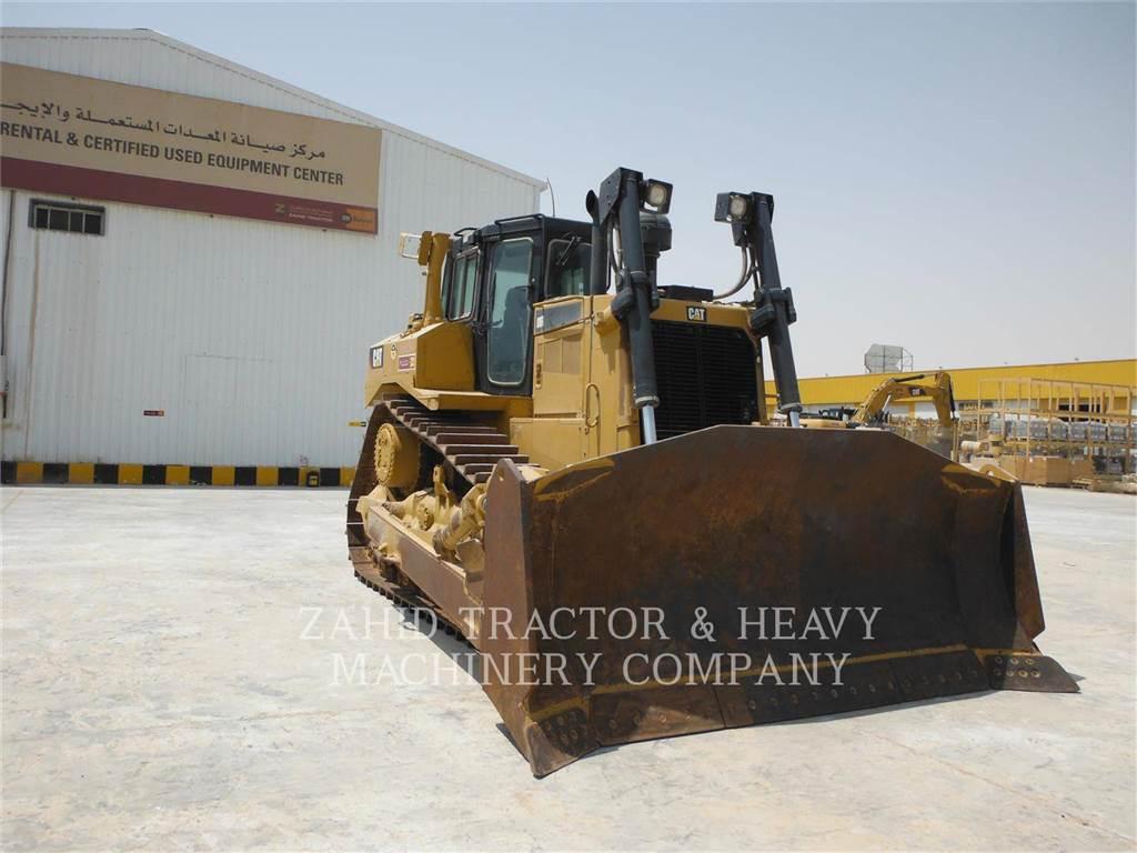 Caterpillar D8RLRC, Planierraupen, Bau-Und Bergbauausrüstung