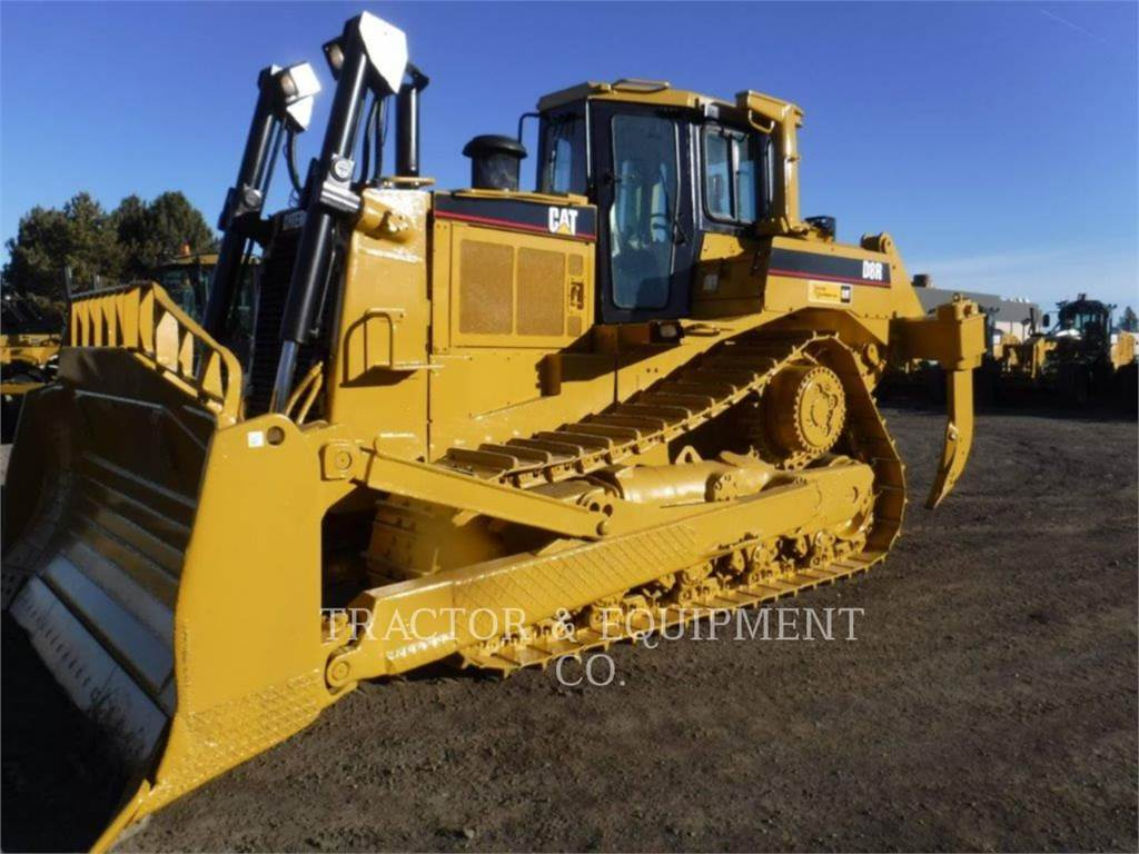 Caterpillar D8RLRC, Dozers, Construction