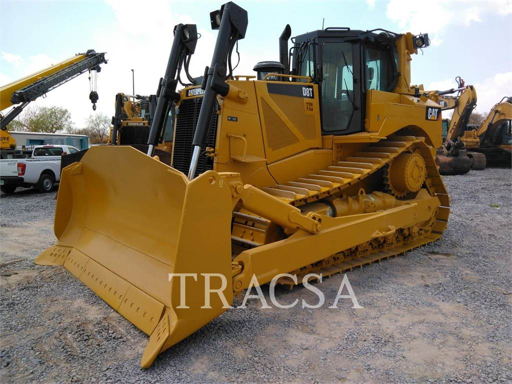 Caterpillar D8T, Bulldozer, Équipement De Construction