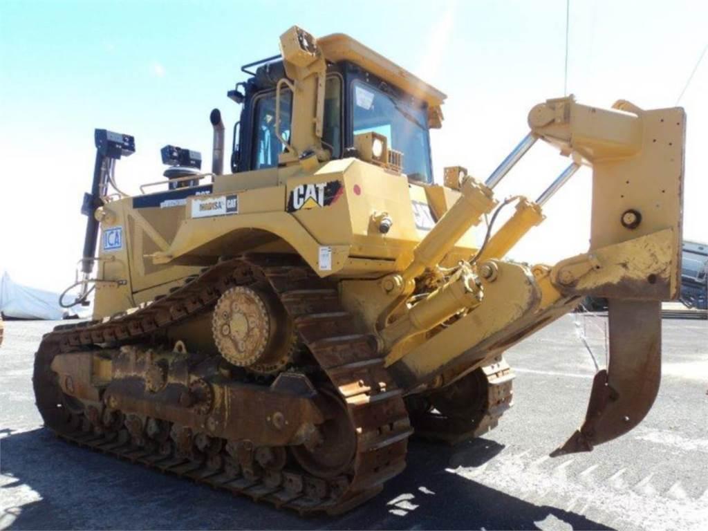 Caterpillar D8T, Dozers, Construction