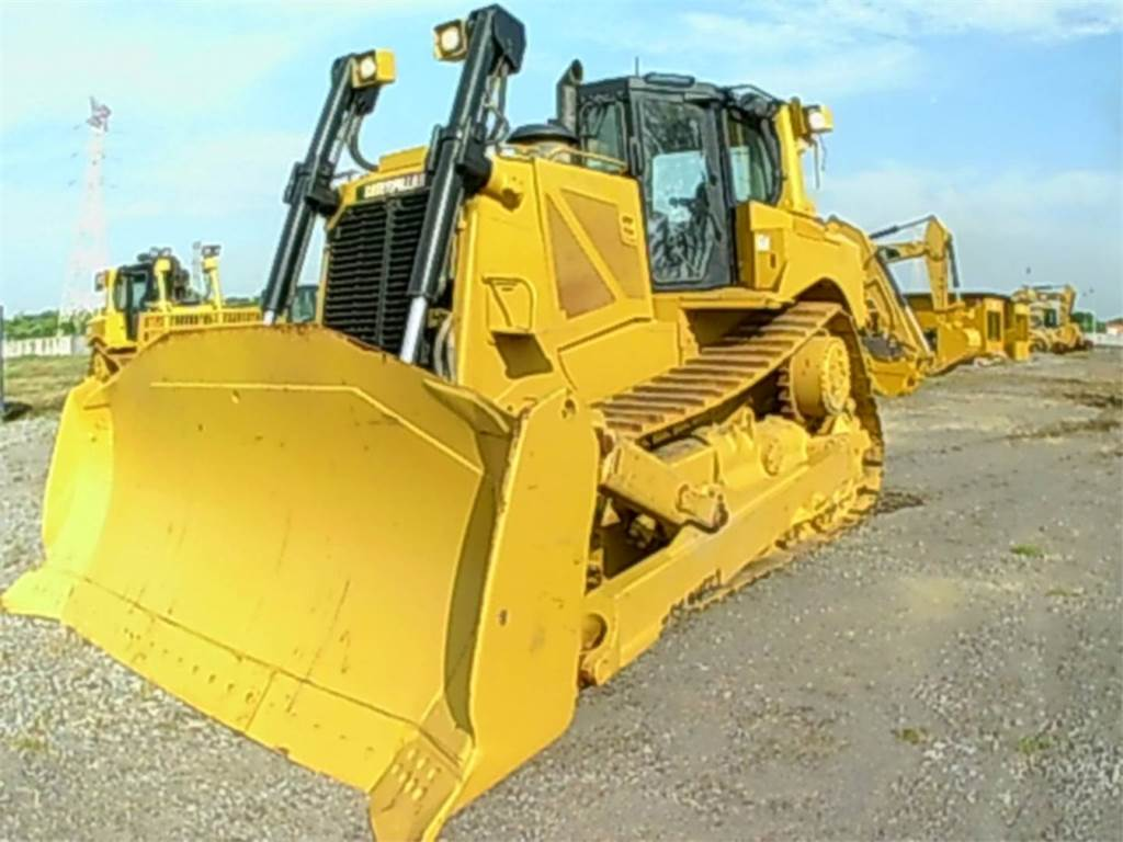 Caterpillar D8T, Bulldozer, Équipement De Construction