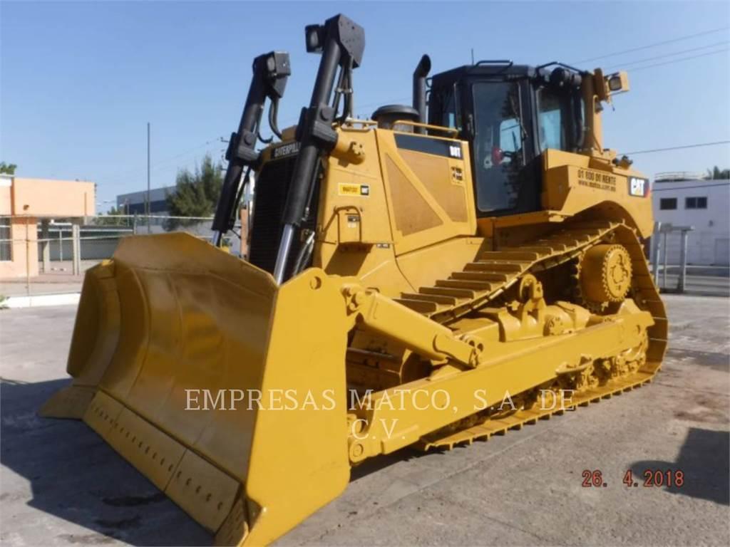 Caterpillar D8T - Dozers - Construction - CATERPILLAR WORLDWIDE