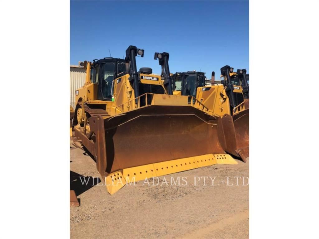 Caterpillar D8T, Bulldozers, Attrezzature Da Costruzione