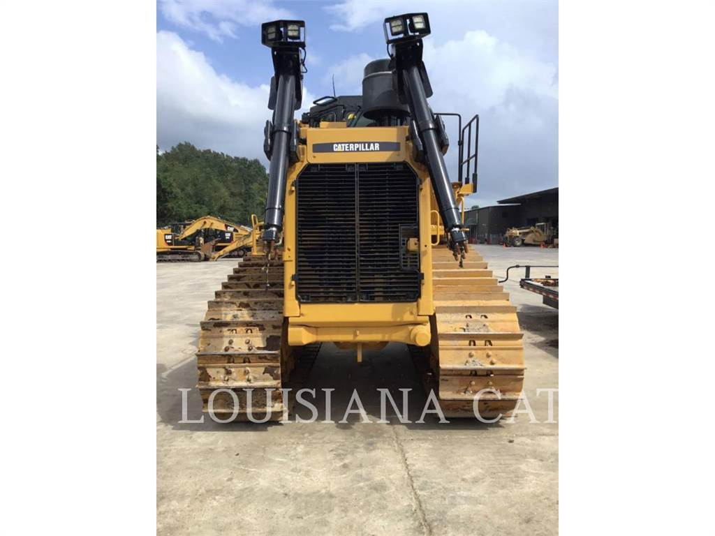 Caterpillar D8T, Bulldozers, Bouw