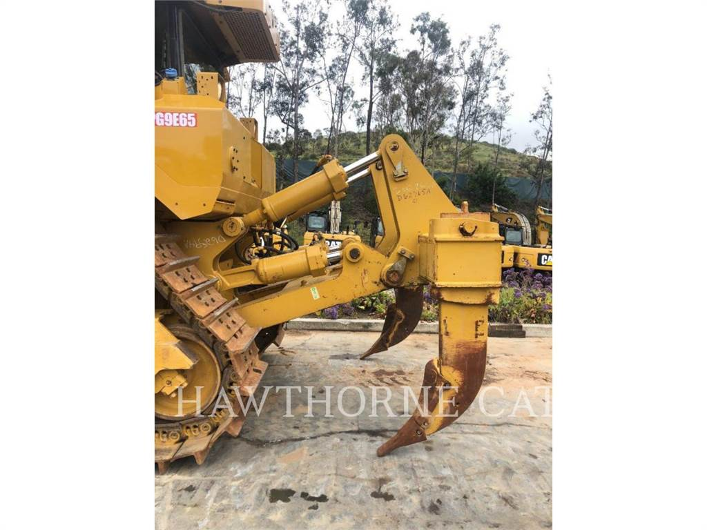 Caterpillar D8T, Bulldozer, Attrezzature Da Costruzione