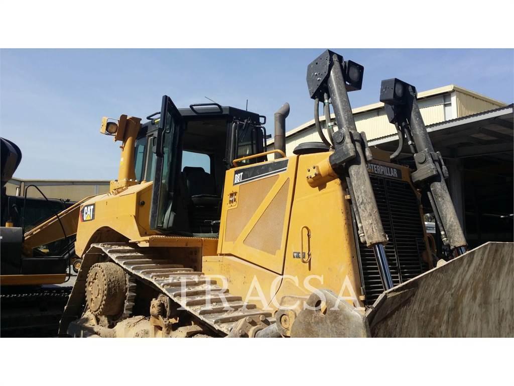 Caterpillar D8T, tractors, Agriculture