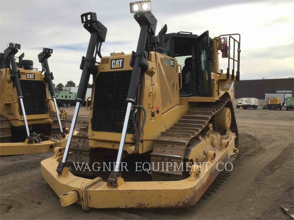 Caterpillar D8T AW, Dozers, Construction