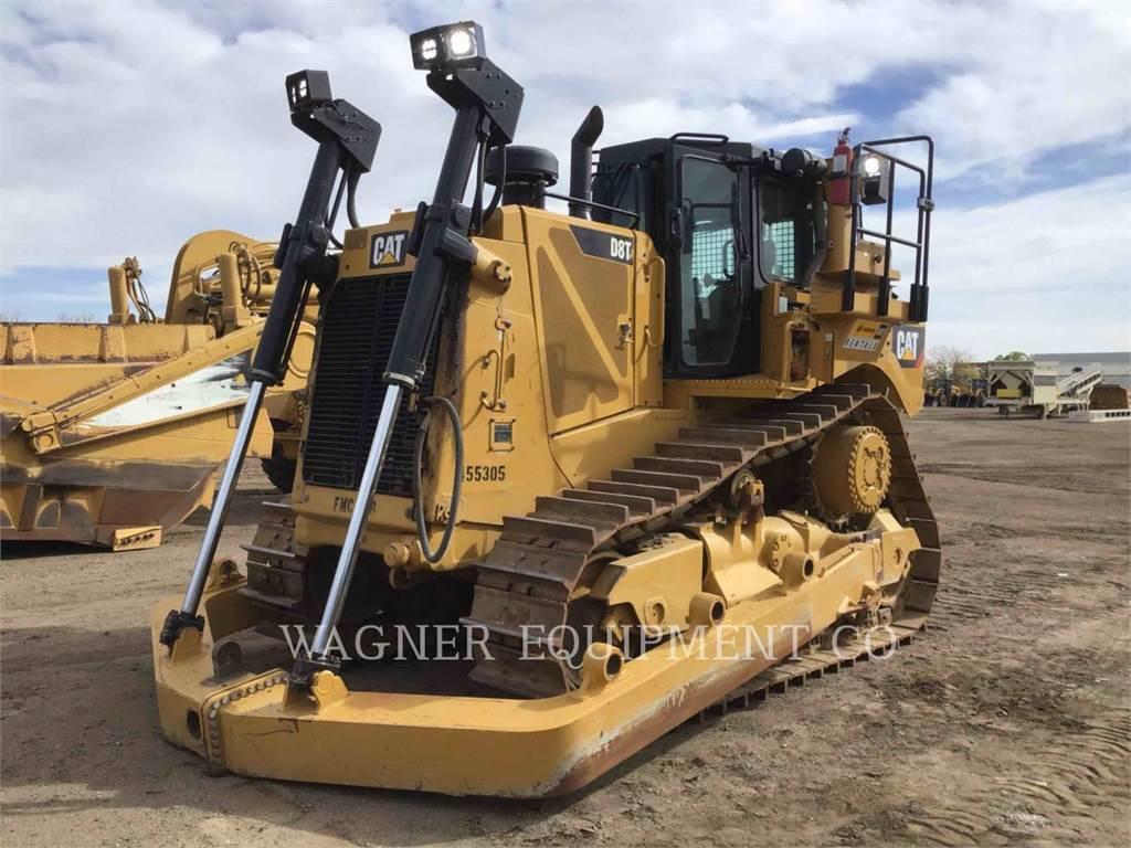 Caterpillar D8T AW, Dozers, Construction