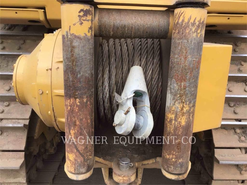 Caterpillar D8T AW、履带式推土机、建筑设备