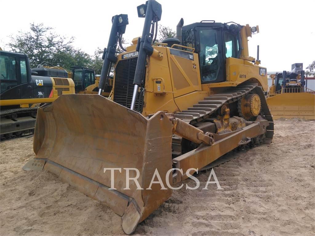 Caterpillar D8T, Planierraupen, Bau-Und Bergbauausrüstung