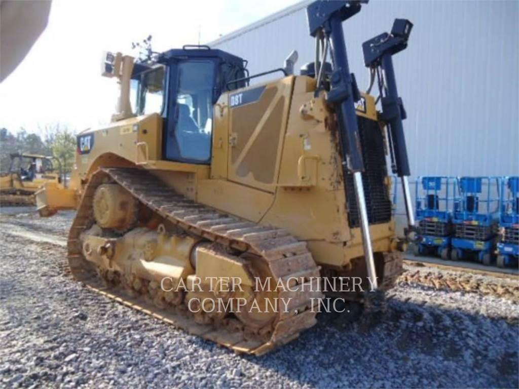 Caterpillar D8T RIP, Planierraupen, Bau-Und Bergbauausrüstung