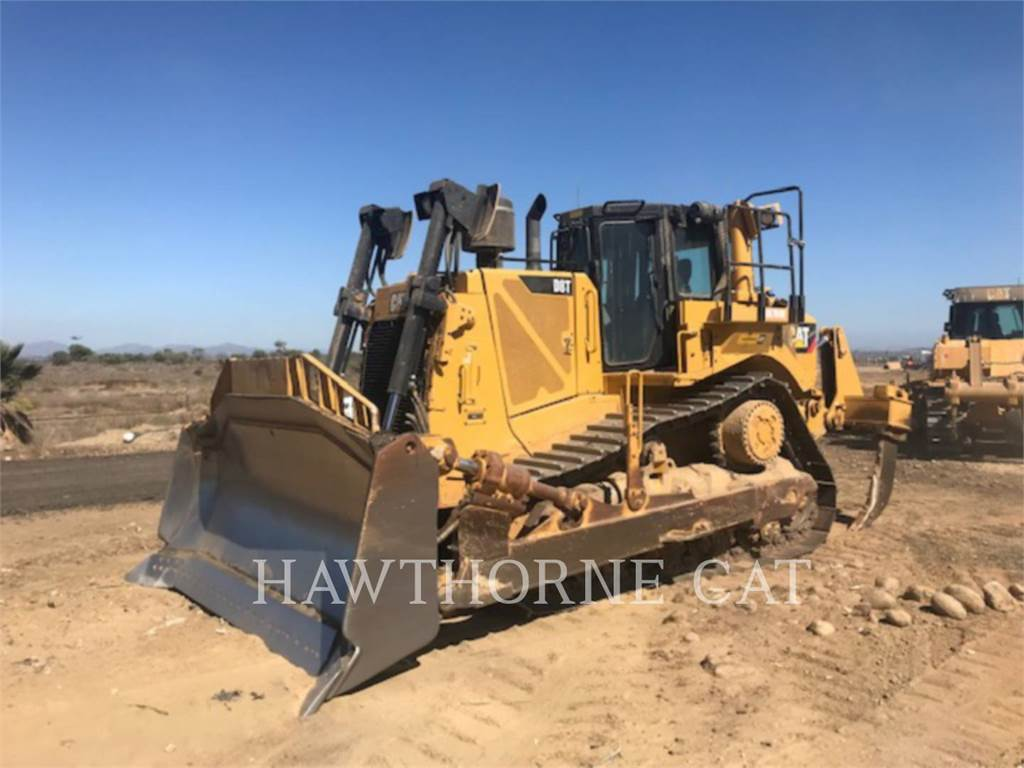 Caterpillar D8T RIP MS, Planierraupen, Bau-Und Bergbauausrüstung
