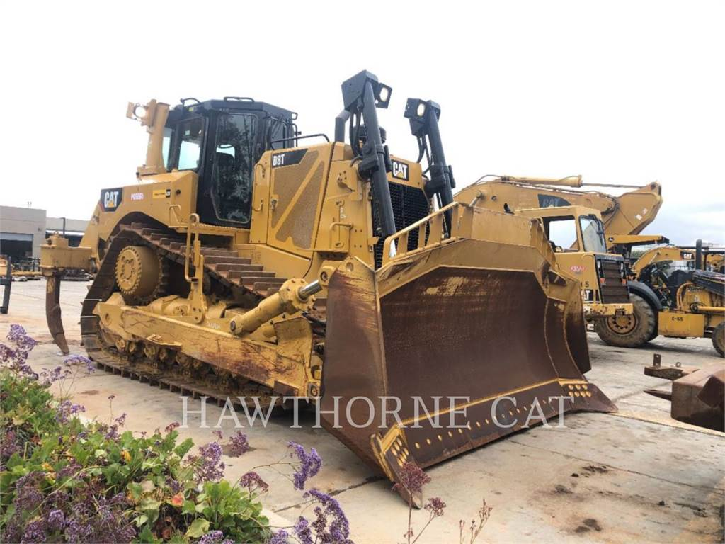 Caterpillar D8T RIP MS, Dozers, Construction
