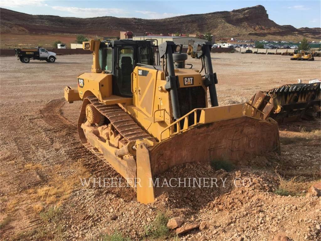 Caterpillar D8T SU、ブルドーザー、建設