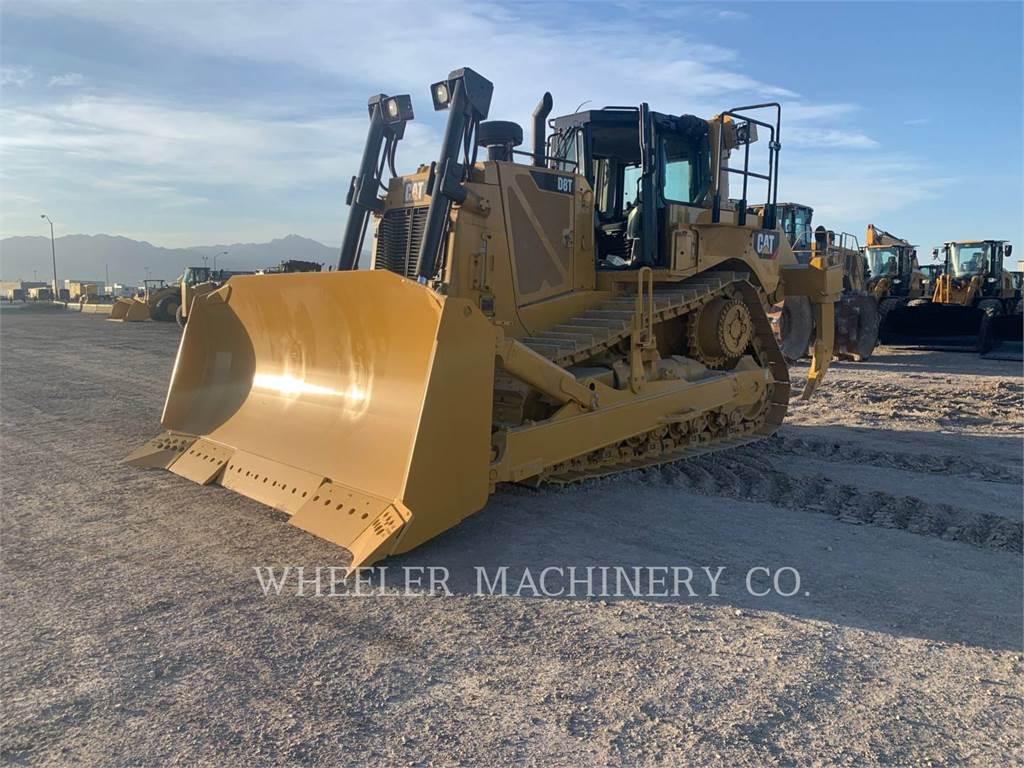 Caterpillar D8T SU, Crawler dozers, Construction