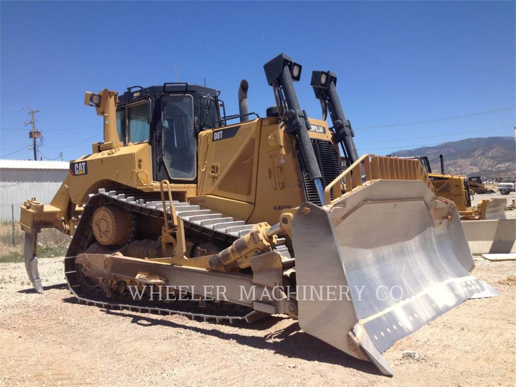 Caterpillar D8T SU ARO, Dozers, Construction