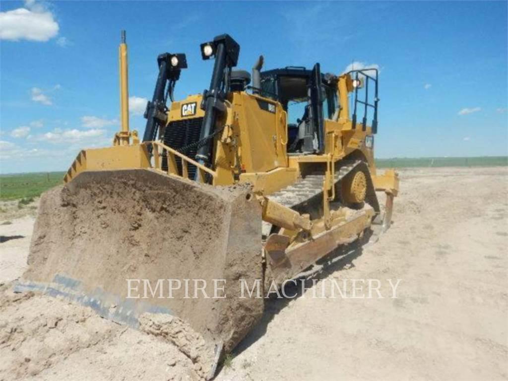 Caterpillar D8T TR, Crawler dozers, Construction