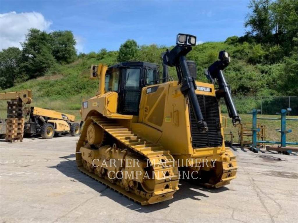 Caterpillar D8T WASTE, Bulldozer, Équipement De Construction