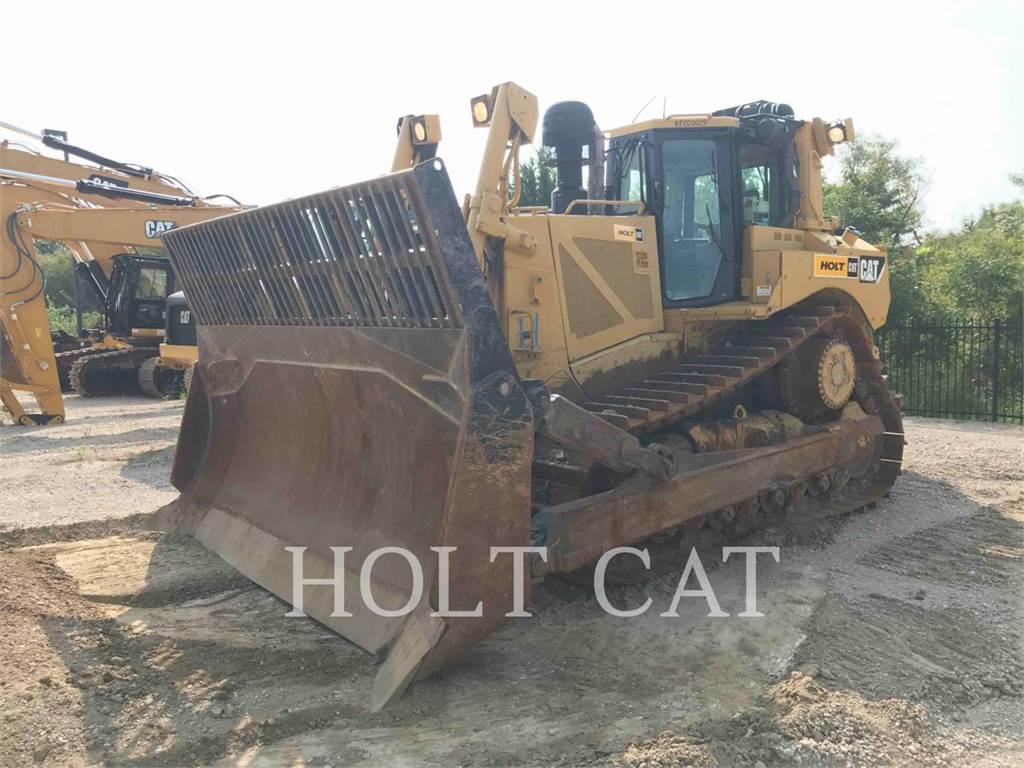 Caterpillar D8T WHA, Bulldozers, Bouw