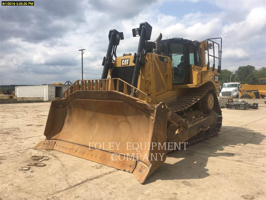 Caterpillar D8TA, Dozers, Construction