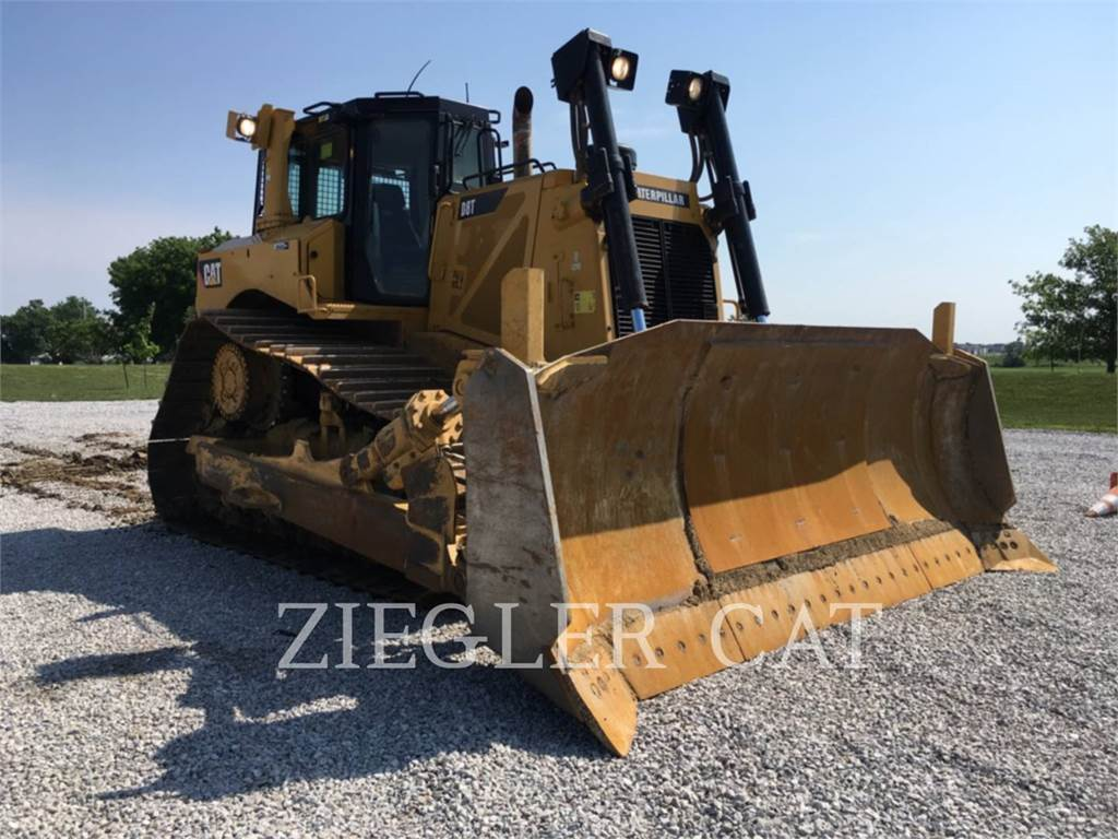 Caterpillar D8TLGP, Dozers, Construction
