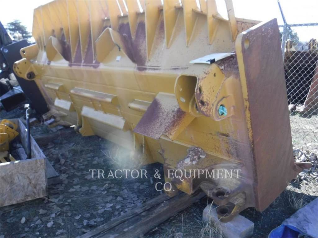 Caterpillar D9 BLADE, blades, Construction