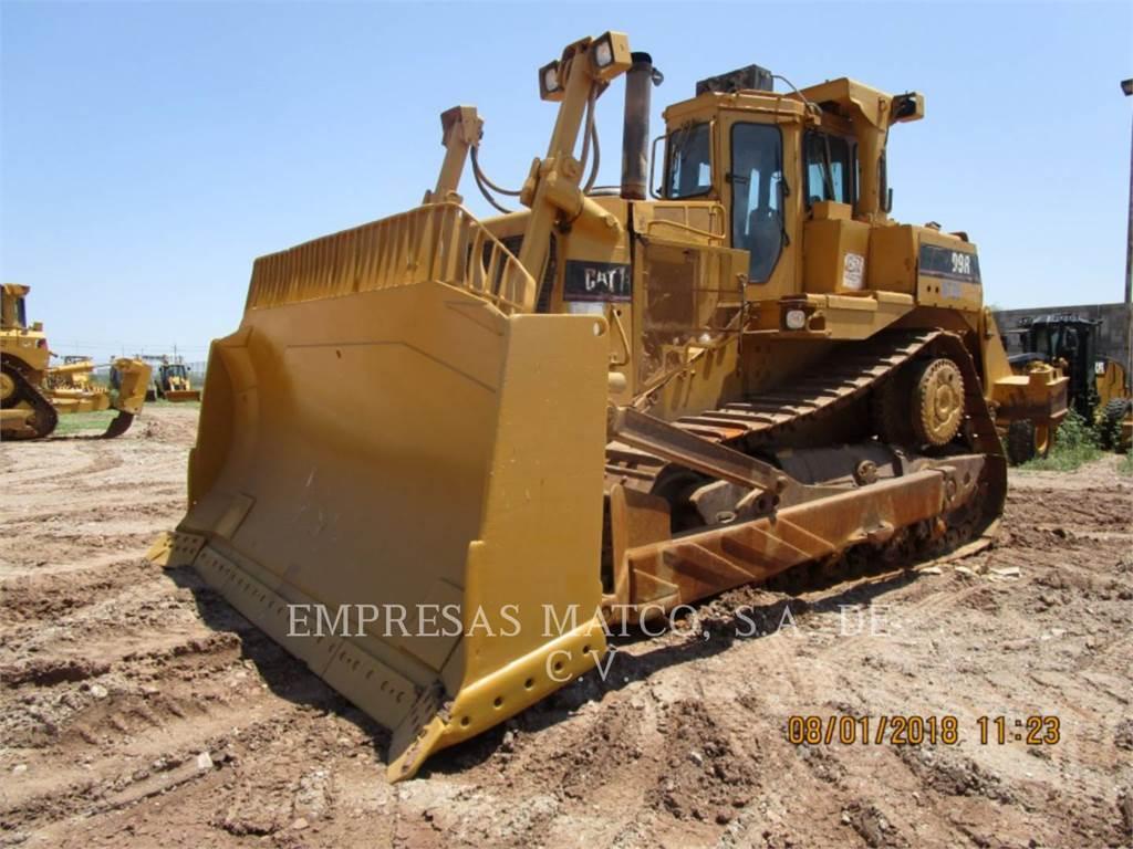 Caterpillar D9R, Bulldozers, Attrezzature Da Costruzione