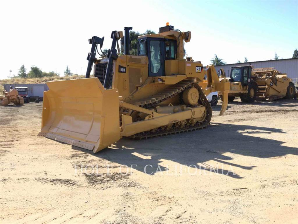 Caterpillar D9R, Dozers, Construction