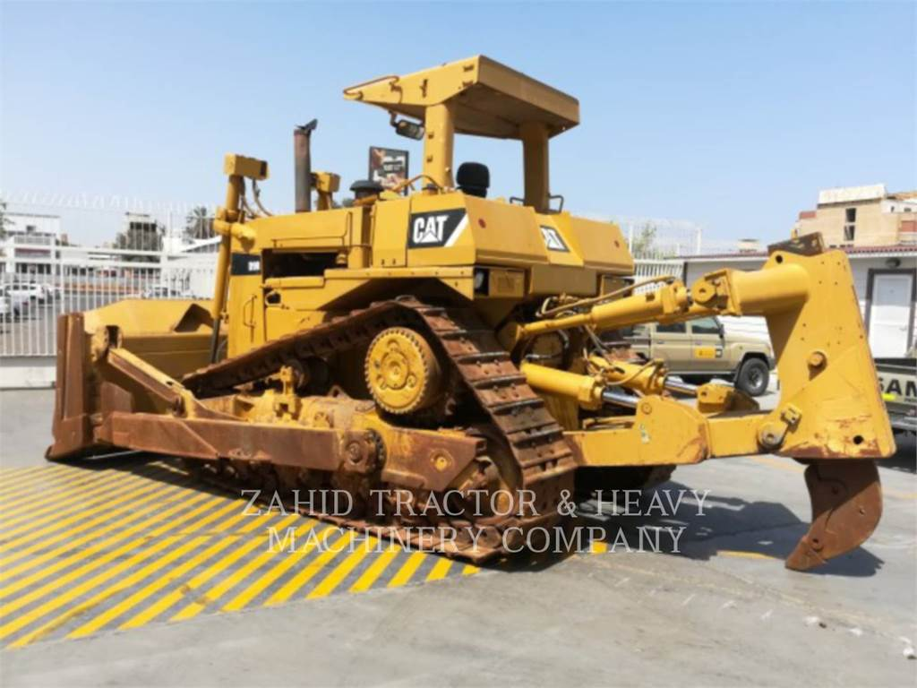 Caterpillar D9RLRC, Dozers, Construction