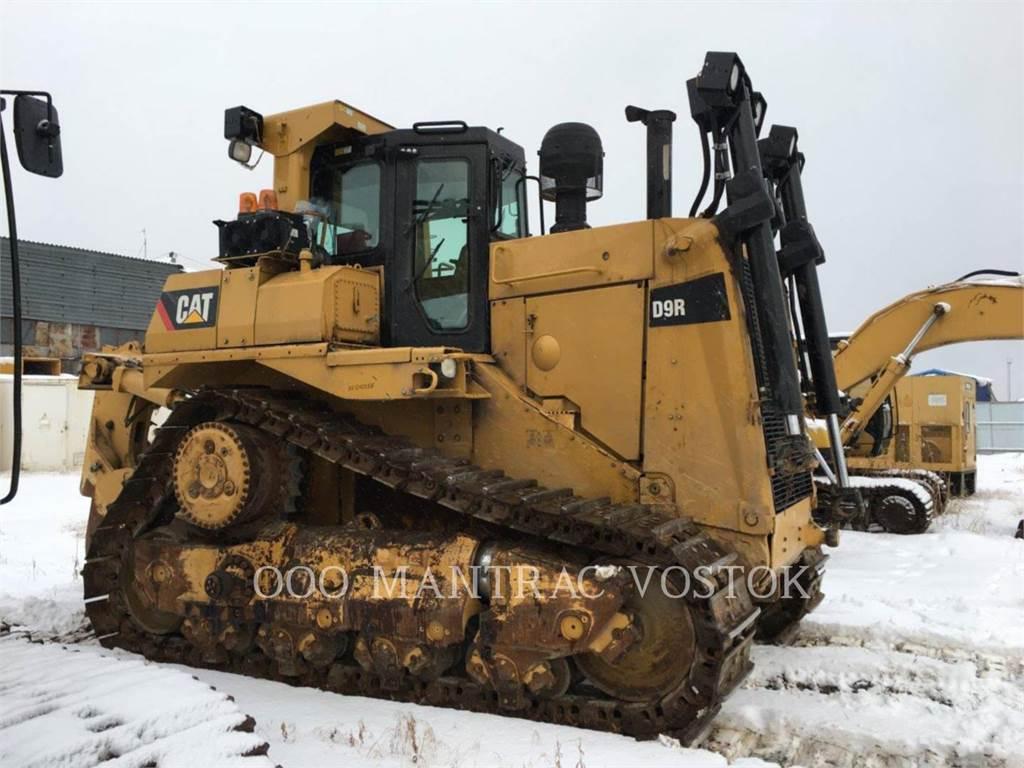 Caterpillar D9RLRC, Dozers, Construction
