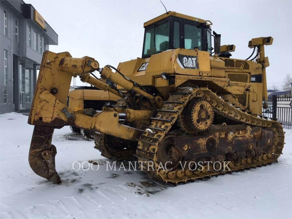 Caterpillar D9RLRC, Buldozere, Constructii