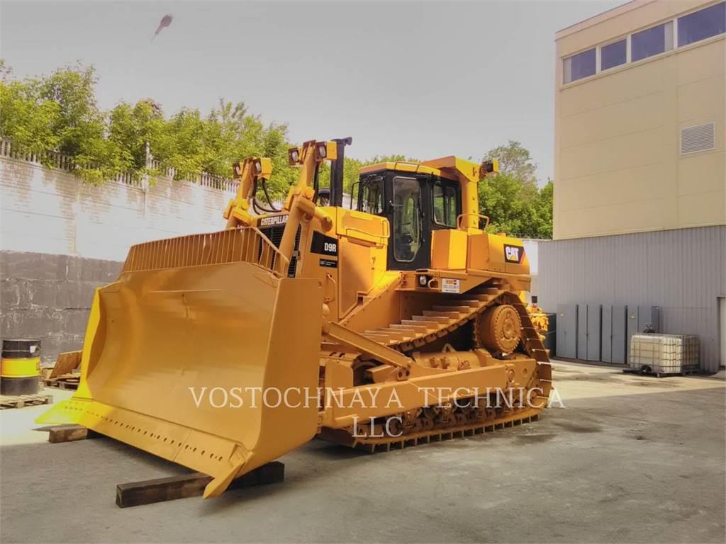 Caterpillar D9RLRC, Bulldozers, Construcción