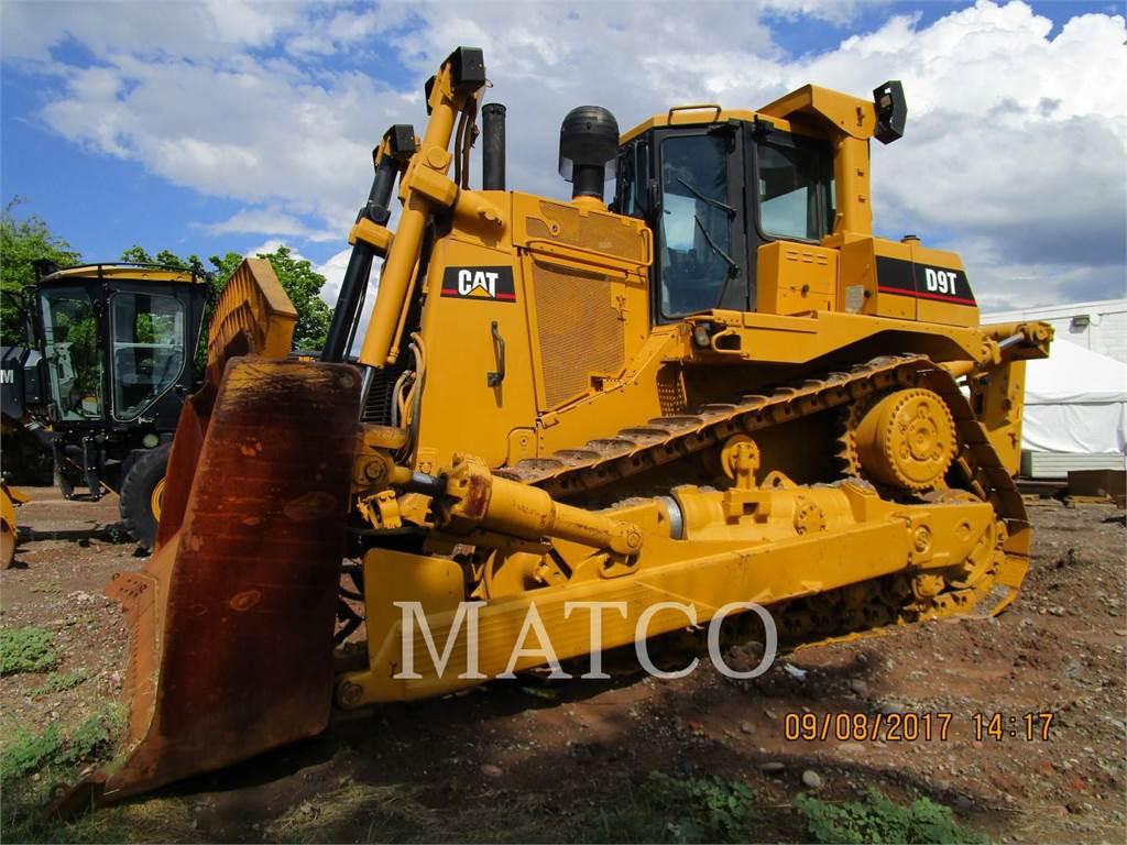 Caterpillar D9T, Bulldozer, Attrezzature Da Costruzione