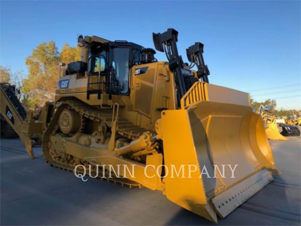 Caterpillar D9T, Bulldozers, Attrezzature Da Costruzione