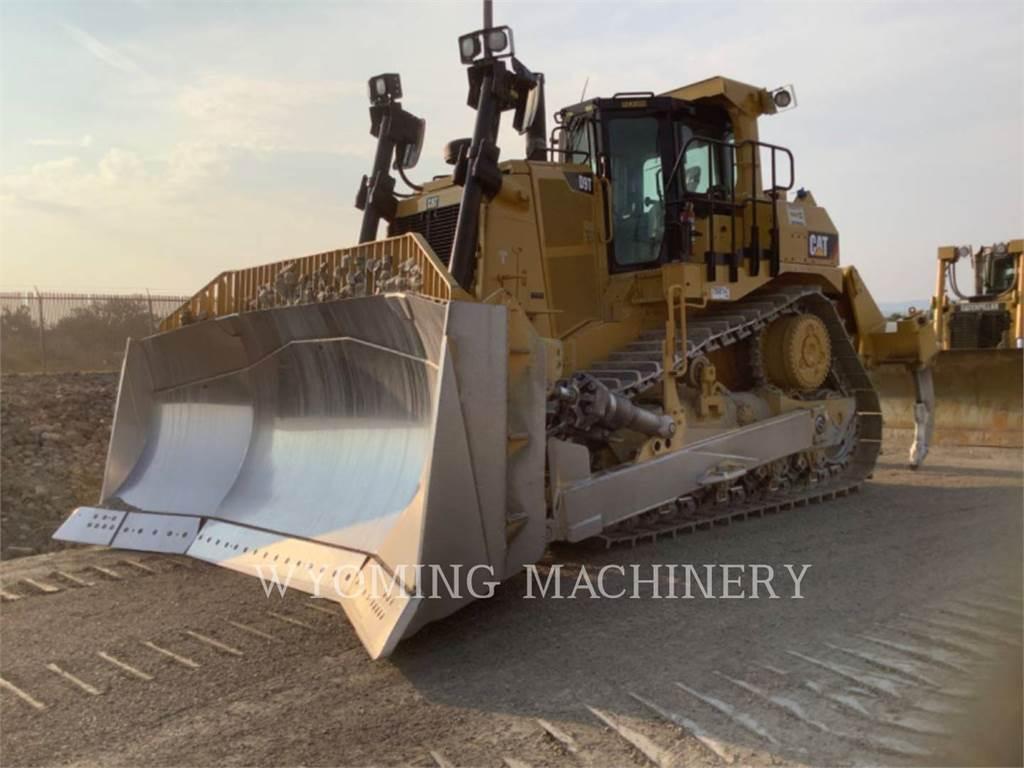 Caterpillar D9T, Crawler dozers, Construction