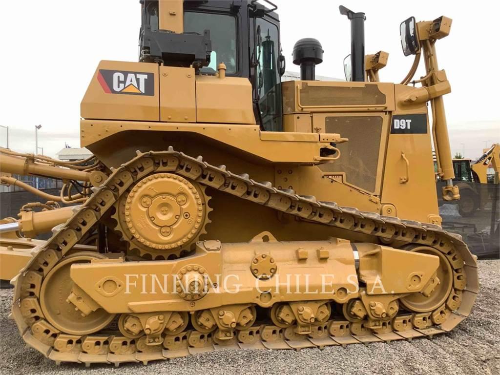 Caterpillar D9T, Tratores de rastos, Equipamentos Construção