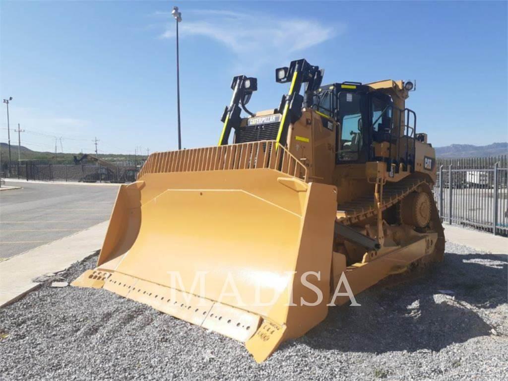 Caterpillar D9T、ブルドーザー、建設