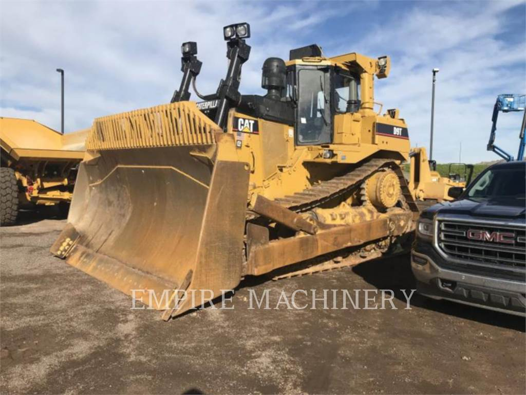 Caterpillar D9T, Bulldozer, Équipement De Construction