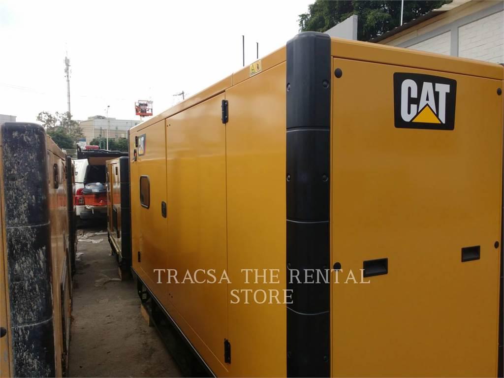 Caterpillar DE165, передвижные генераторные установки, Строительное