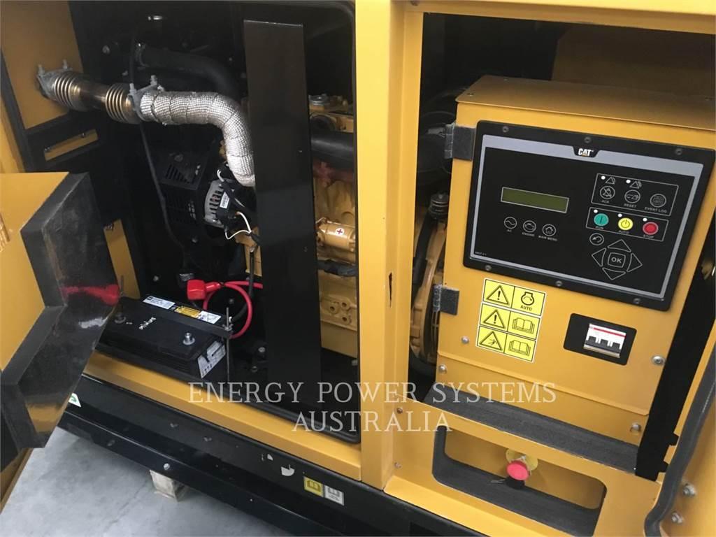 Caterpillar DE22E3, Stationäre Stromaggregate, Bau-Und Bergbauausrüstung