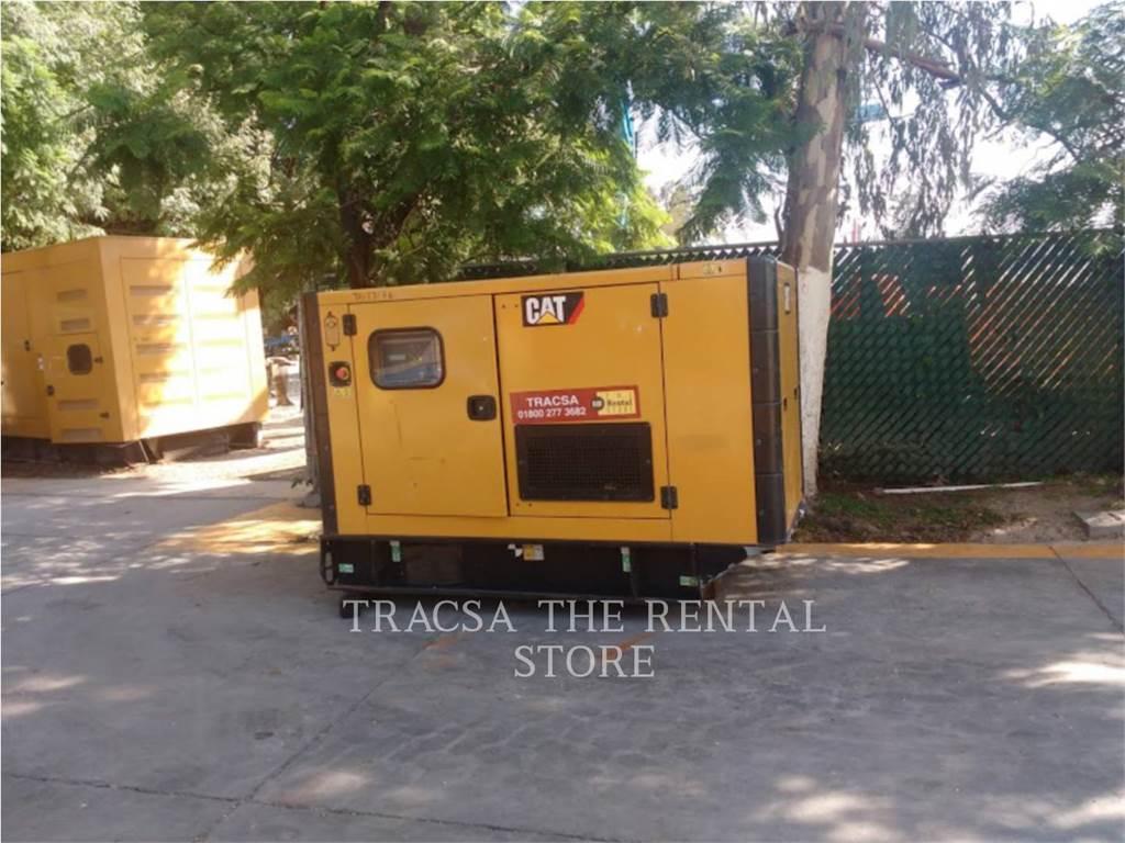 Caterpillar DE33, transportable stromaggregate, Bau-Und Bergbauausrüstung