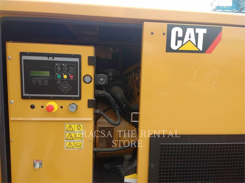 Caterpillar DE65, Stationary Generator Sets, Construction