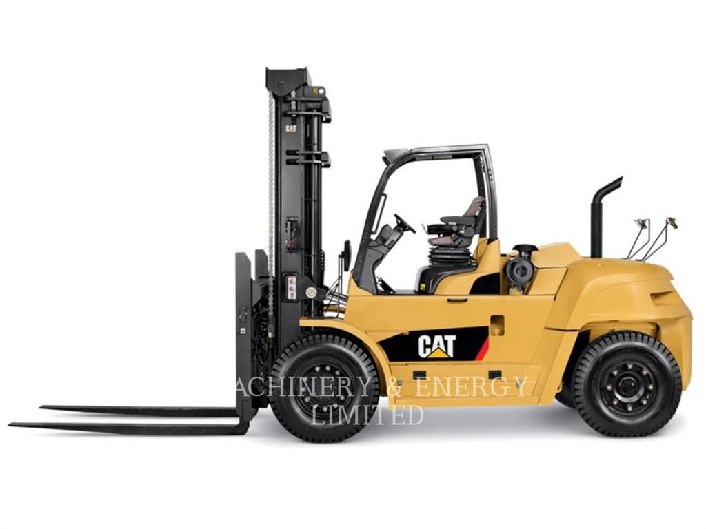 Caterpillar DP100, Wózki widłowe inne, Magazynowanie
