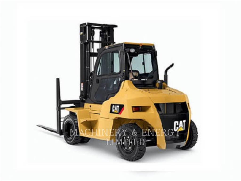 Caterpillar DP135, Misc Forklifts, Material Handling