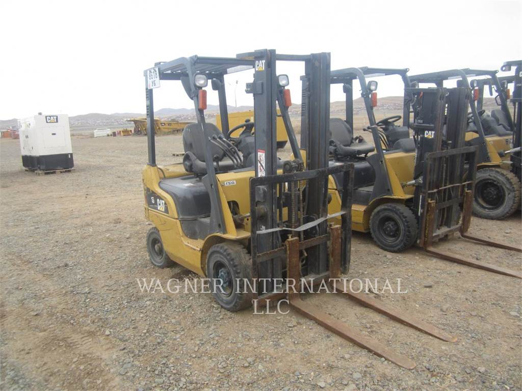 Caterpillar DP15ND, Diesel Forklifts, Material Handling