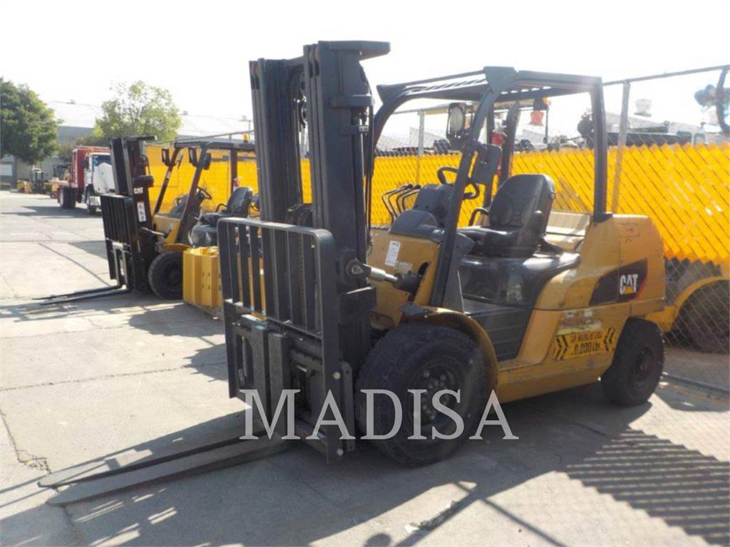 Caterpillar DP40NM1, Chariots diesel, Manutention