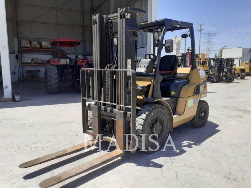 Caterpillar DP40NM1-D, Empilhadores - Outros, Movimentação cargas