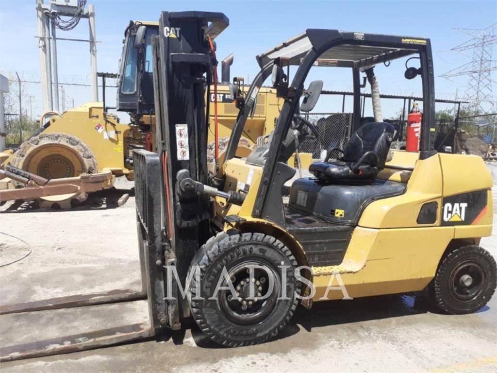 Caterpillar DP45NM1, Empilhadores Diesel, Movimentação cargas