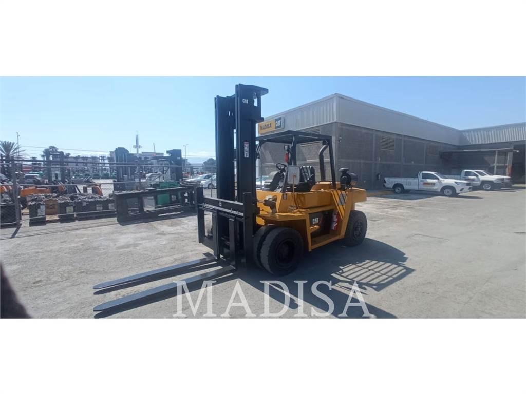 Caterpillar DP70, Diesel Forklifts, Material Handling